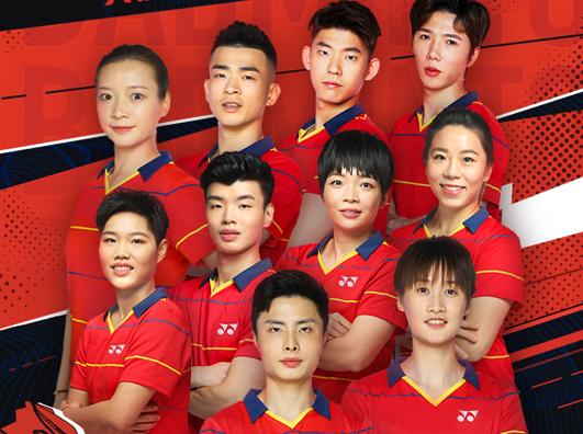 """又一""""国球""""入驻快手!跟随中国羽毛球队从第一视角看东京奥运"""