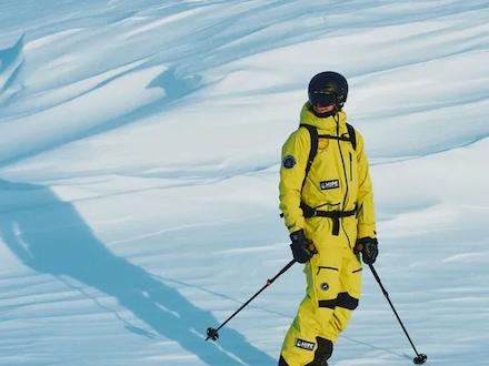 赶在冬奥会前,亚玛芬旗下滑雪品牌Peak Performance进入中国市场