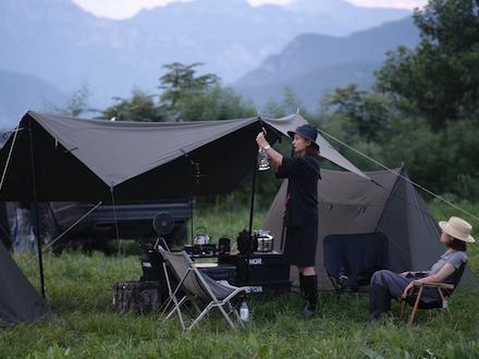 中国露营市场调研报告:热潮背后的装备产业链、营地服务和商业机会 | 懒熊智库