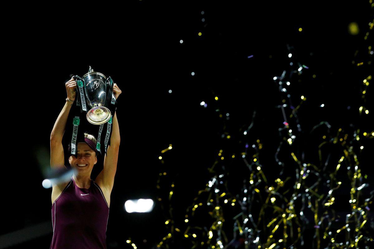 WTA年终总决赛宣布更换举办地,连续2年中国网球赛季全部取消