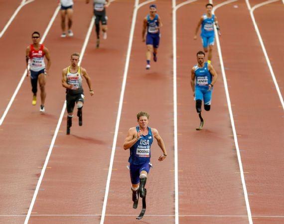 残奥运动员的另一条路,他创业9个月内营收达400万美元