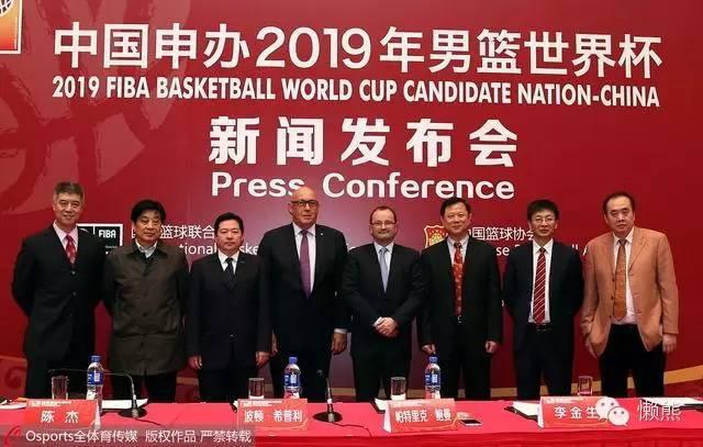中国获男篮世界杯主办国的唯一障碍:硬件条件好,但缺乏真正体育文化